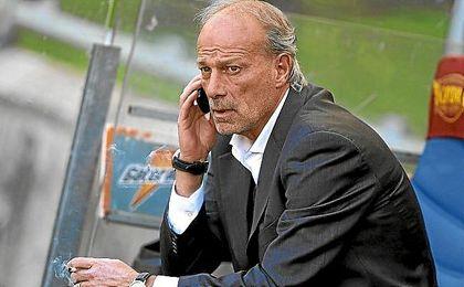 Walter Sabatini, ex director deportivo de la Roma.