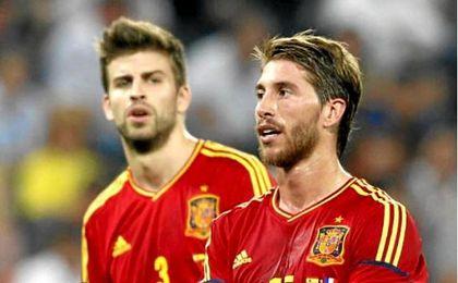 """Sergio Ramos: """"Si lo que ha dicho Piqué, lo hubiera dicho Iniesta, me molestaría"""""""