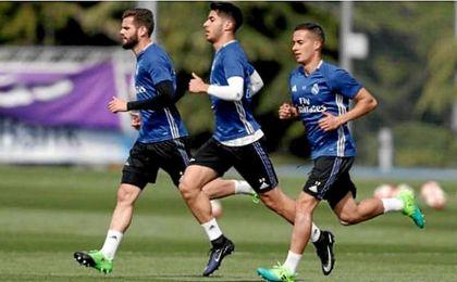 Zidane sigue recuperando efectivos.