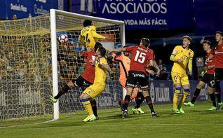 1-0. Owona da vida al Alcorcón y hunde al Mallorca