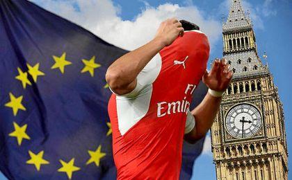 El ´Brexit´ perjudicará bastante al fútbol inglés.