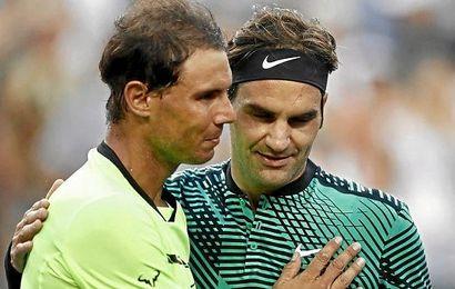 Nadal y Federer jugarán su final número 23.