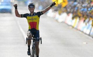 Gilbert se impone en solitario en el Tour de Flandes