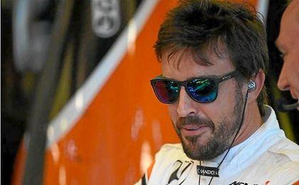 """Fernando Alonso: """"Australia fue una sorpresa para nosotros"""""""