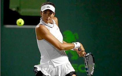 Kerber sigue como número uno de la WTA y Muguruza se mantiene en la sexta plaza