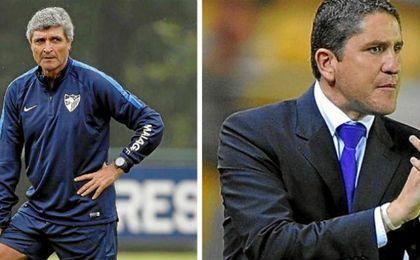 Juande Ramos y Garrido, candidatos al banquillo argelino.
