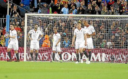 'Embusterismo' en el Camp Nou