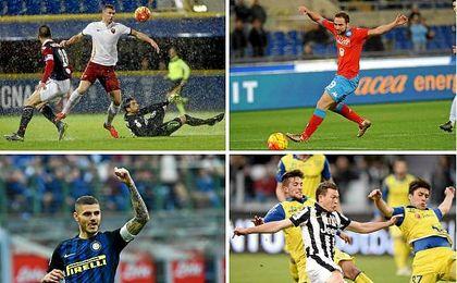 Los mejores partido de la Serie A