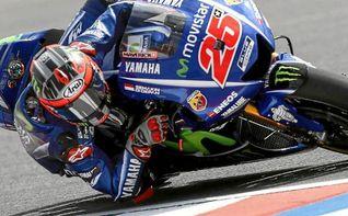 Nueva lección de superioridad de Maverick Viñales y su Yamaha