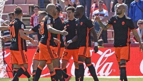 1-3. Tercer triunfo seguido de un Valencia que acerca al Granada a Segunda