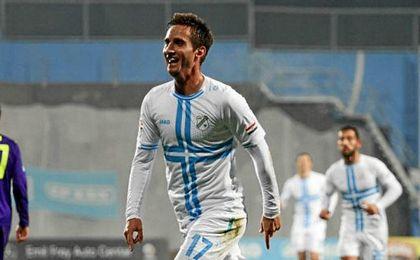 Gavranovic ha recuperado el olfato en el Rijeka, lo que ha llamado la atención del Celta.