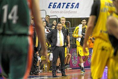Alejandro Martínez, nuevo entrenador del Betis Baloncesto.