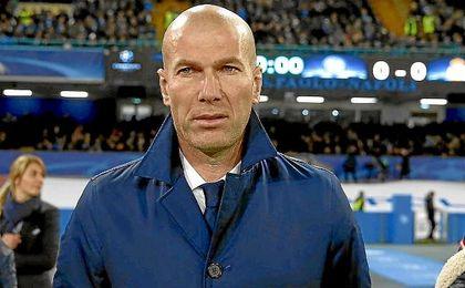 El Madrid va con todo a Alemania.