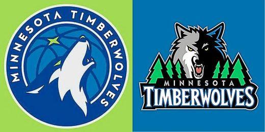 Nuevo logo de Timberwolves.