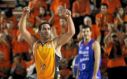 Carlos Cabezas será nuevo jugador del Betis Baloncesto.