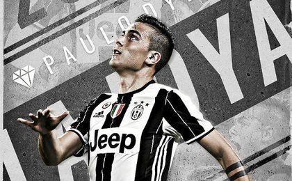 La imagen compartida por la Juventus en las redes sociales.