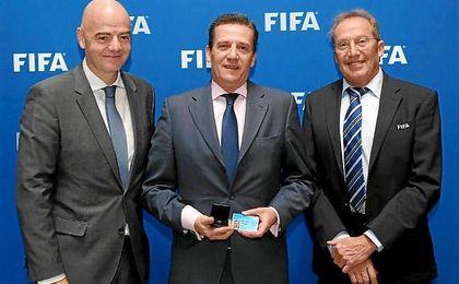José María Cruz, nuevo miembro de la Comisión del Estatuto del Jugador de la FIFA