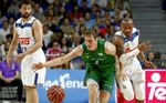 Real Madrid 87-76 Real Betis: Los verdiblancos caen ante un Madrid a medio gas