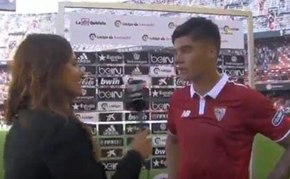 Correa habló para beIN Sports.