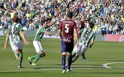 Jonas Martin marcó el 1-0 a los pocos segundos.