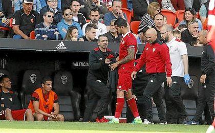 Confirmada la lesión de Vitolo.