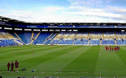 ¡FINAL! Leicester City 1-1 Atlético de Madrid