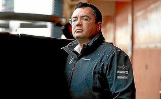 Eric Boullier (McLaren): ´Regresamos a casa con mucha motivación´
