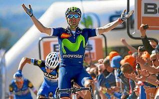 Valverde: ´Ha sido la victoria de la confianza´