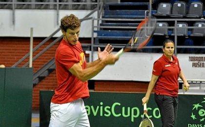 Pablo Carreño, rival de Novak Djokovic en segunda ronda