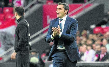 Valverde es el que más gusta en el caso de que se vaya Sampaoli.