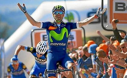 Valverde se desmarca como ´Pichichi´ nacional´.