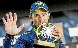 Valverde: ´Quizá es la Flecha Valona que menos trabajo me ha costado´
