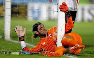El portero José Antonio Caro renueva hasta 2019