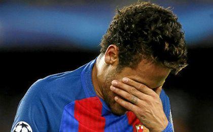 Apelación desestima el recurso de Neymar, que se pierde el Clásico