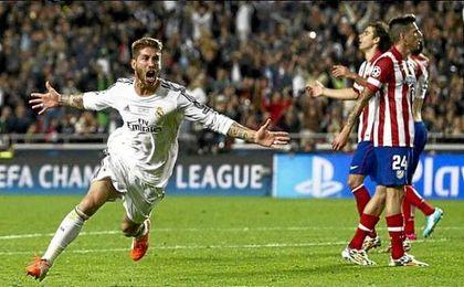 Atlético y Real Madrid vivirán su quinto capítulo europeo