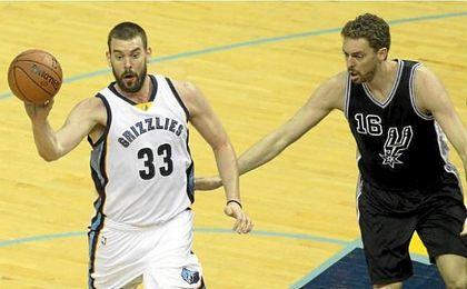 Marc se agiganta ante Pau y los Grizzlies recortan distancias