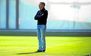 José Juan Romero: ´La única cuenta, ganar los cuatro´