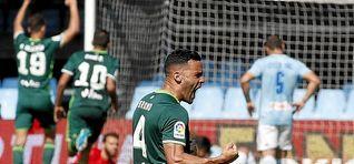 (0-1) Celta-Betis: Se despoja del miedo y brota el fútbol