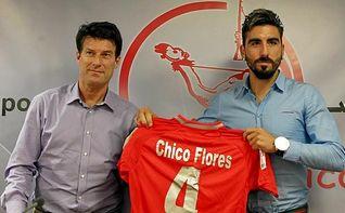 Chico Flores se deja querer por el Betis