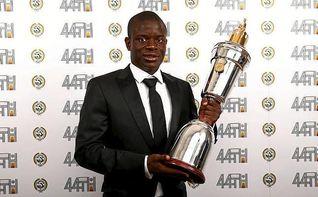 N´Golo Kanté jugador del año en la Premier League