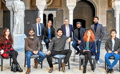"""""""La Peste"""" invade el centro de Sevilla"""