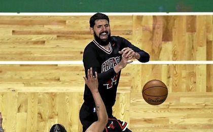 Españoles en la NBA.