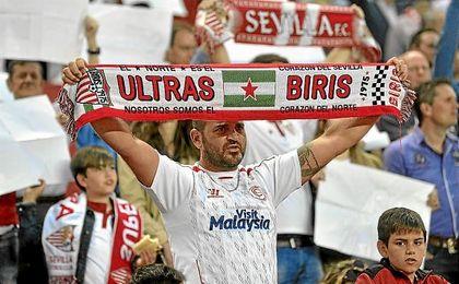 Multa de 30.000 euros al Sevilla.