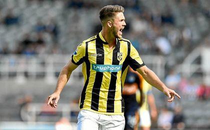 Van Wolfswinkel se ha reencontrado con el gol en el Vitesse.