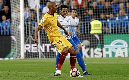 Málaga 4-2 Sevilla FC: La tercera plaza se pone muy difícil
