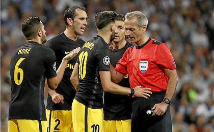 Las cinco claves de la debacle del Atlético en el derbi