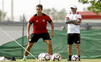 Llamativas novedades en la lista de convocados del Sevilla