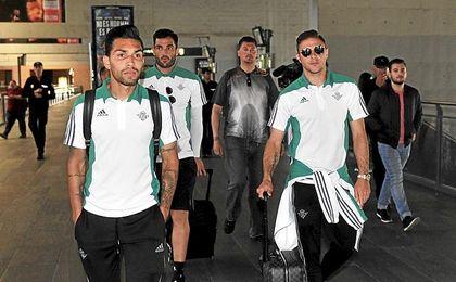 Joaquín está afectado por la situación del equipo.