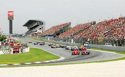 Los horarios del Gran Premio de España de Fórmula 1