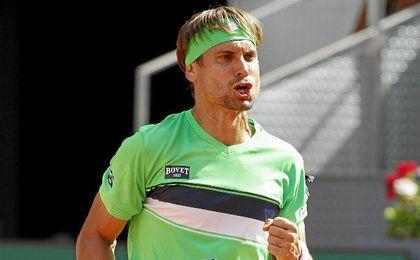 Ferrer, tras vencer en su partido ante Kukushkin.